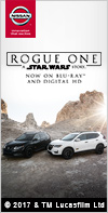Nissan Rogue One Limited Edition Details