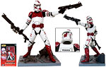Shock Trooper - Kotobukiya - ARTFX 1/7 Scale Vinyl Model Kit (2005)