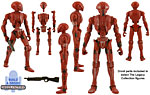 HK-47 (Build A Droid) - Hasbro - The Legacy Collection (2009)