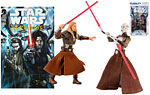 Asajj Ventress / Tol Skorr (Republic #69) - Hasbro - The Legacy Collection (2008)