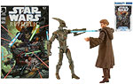 Anakin Skywalker / Assasin Droid (Republic #57) - Hasbro - The Legacy Collection (2008)
