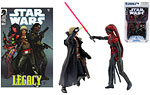 Darth Talon / Cade Skywalker (Legacy #2) - Hasbro - The Legacy Collection (2008)