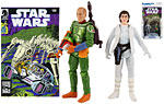 Princess Leia / Tobbi Dala (Marvel Star Wars #69) - Hasbro - The Legacy Collection (2008)