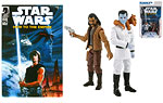 Grand Admiral Thrawn / Talon Kardde (Heir to the Empire #1) - Hasbro - The Legacy Collection (2008)