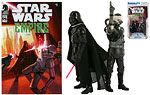 Darth Vader & Grand Moff Trachta (Empire #1) - Hasbro - The Legacy Collection (2008)