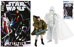 Darth Vader / Princess Leia (Infinities: Return of the Jedi #4) - Hasbro - The Legacy Collection (2008)