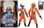 Ibtisam / Nrin Vakil (X-wing Rogue Squadron #19) - Hasbro - The Legacy Collection (2009)