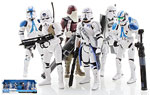 Star Wars: Battlefront II Clone Pack (Toys R Us) - Hasbro - The Legacy Collection (2008)