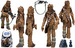 Chewbacca (BD 3) [Deleted Scene] - Hasbro - The Legacy Collection (2008)