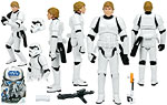 Luke Skywalker (BD 30) [Stormtrooper Disguise] - Hasbro - The Legacy Collection (2009)