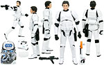 Han Solo (BD 31) [Stormtrooper Disguise] - Hasbro - The Legacy Collection (2009)