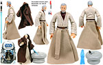 Obi-Wan Kenobi (BD 34) - Hasbro - The Legacy Collection (2009)
