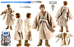 Luke Skywalker (BD 38) - Hasbro - The Legacy Collection (2009)