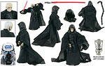 Emperor Palpatine (BD 39) - Hasbro - The Legacy Collection (2009)