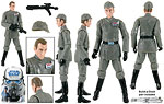 Captain Needa (BD 40) - Hasbro - The Legacy Collection (2009)