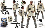 Hoth Rebel Trooper (BD 42) - Hasbro - The Legacy Collection (2008)