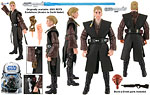 Anakin Skywalker (BD 50) - Hasbro - The Legacy Collection (2009)