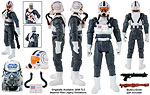 Clone Pilot (BD 52) - Hasbro - The Legacy Collection (2009)