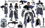 ARC Trooper (BD 53) - Hasbro - The Legacy Collection (2009)