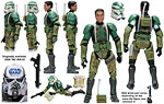 Commander Gree (GH 1) - Hasbro - The Legacy Collection (2008)
