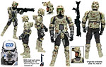Kashyyyk Trooper (GH 2) - Hasbro - The Legacy Collection (2008)