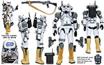 Imperial EVO Trooper (GH 4) - Hasbro - The Legacy Collection (2008)