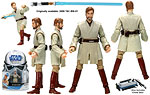 Obi-Wan Kenobi (SL 4) - Hasbro - The Legacy Collection (2008)