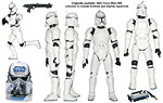 Clone Trooper (SL 5) - Hasbro - The Legacy Collection (2008)