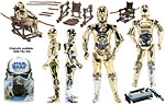 C-3PO (Ewok Deity) (SL 6) - Hasbro - The Legacy Collection (2008)