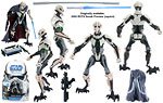 General Grievous (SL 7) - Hasbro - The Legacy Collection (2008)