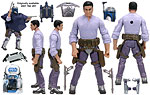 Jango Fett (SL 15) - Hasbro - The Legacy Collection (2008)