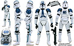 501st Legion Trooper (SL 16) - Hasbro - The Legacy Collection (2008)