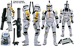 BARC Trooper (SL 18) - Hasbro - The Legacy Collection (2008)