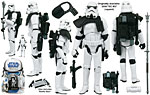 Sandtrooper (SL 21) - Hasbro - The Legacy Collection (2009)