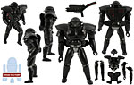 Dark Trooper Phase III (Build A Droid) - Hasbro - Legacy Collection (2009)