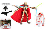 Droid Factory (1 of 5) - General Grievous & CB-3D - Hasbro - Legacy Collection (2009)