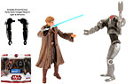 Droid Factory (2 of 5) - Anakin Skywalker & Cortosis Battle Droid - Hasbro - Legacy Collection (2009)