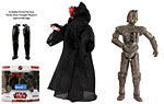 Droid Factory (4 of 5) - Darth Maul & I-5YQ - Hasbro - Legacy Collection (2009)
