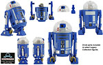 R3-M3 (Build A Droid) - Hasbro - Legacy Collection (2009)