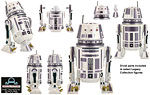 R5-C7 (Build A Droid) - Hasbro - Legacy Collection (2009)