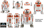 R3-A2 (Build A Droid) - Hasbro - Legacy Collection (2009)