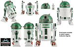 R4-P44 (Build A Droid) - Hasbro - Legacy Collection (2009)