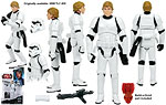 Luke Skywalker (BD01) [Stormtrooper Disguise] - Hasbro - Legacy Collection (2009)