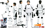 Han Solo (BD02) [Stormtrooper Disguise] - Hasbro - Legacy Collection (2009)