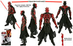 Darth Maul (BD05) - Hasbro - Legacy Collection (2009)