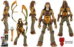 Gungan Warrior (BD07) - Hasbro - Legacy Collection (2009)