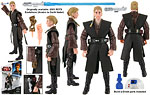 Anakin Skywalker (BD14) - Hasbro - Legacy Collection (2009)