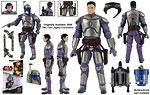 Jango Fett (BD15) - Hasbro - Legacy Collection (2009)