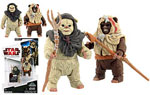 Ewoks (Paploo & Nho'Apakk) (BD18) - Hasbro - Legacy Collection (2009)