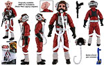 Nien Nunb (B-wing Pilot) (BD19) - Hasbro - Legacy Collection (2009)